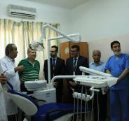مجموعة الاتصالات تدعم اتحاد لجان العمل الصحي في شمال غزة