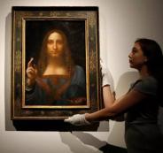 لوحة ليوناردو دا فينشي