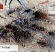 قصف اسرائيلي على مطار التيفور العسكري السوري