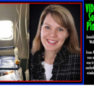 وفاة إمرأة شفطها هواء نافذة طائرة أثناء تحليقها