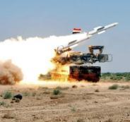 اسقاط طائرة اف 16 إسرائيلية