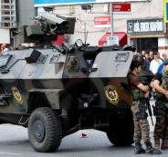 اعتقال المان في تركيا