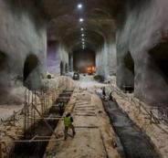 مقابر ضخمة في القدس