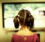 تلفاز يقتل طفلة في الخليل