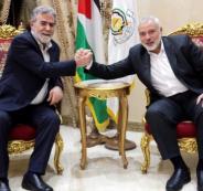 حماس وهنية والنخالة