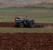 الجفاف في فلسطين