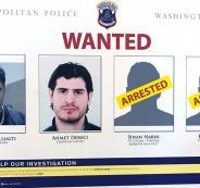 الشرطة الأمريكية تقرر اعتقال 12 حارسا من مرافقي اردوغان