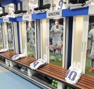 لاعبو ريال مدريد والانتقالات
