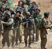 جيش الاحتلال يدفع بتعزيزات إلى حدود غزة