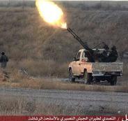 داعش يعود الى سوريا