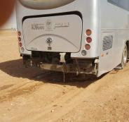 إصابة 7 معتمرين بحادث سير قرب الشونة في الأردن