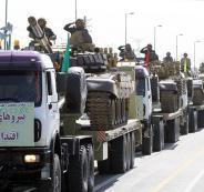 الحرس الثوري الايراني واميركا