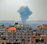 شهيد بقصف اسرائيلي على غزة