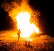 مصرع باكستانيين في حريق بالاردن