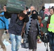 اتفاق لإجلاء سكان 4 بلدات محاصرة في سوريا