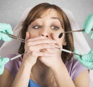 الخوف من طبيب الاسنان