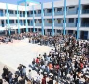مجموعة من الطلبة يعتدون على معلم في قباطية