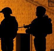 اصابة شاب برصاص الاحتلال في سبسطية