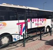 الاحتلال يزعم ان شركة التميمي للنقل العام تدعم