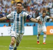مدرب الأرجنتين: مونديال روسيا ليس الأخير لميسي