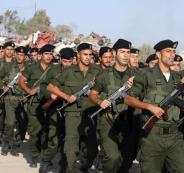 اسرائيل والاجهزة الامنية الفلسطينية