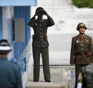 اجتماع بين كوريا الشمالية والجنوبية