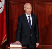 الرئيس التونسي والبرلمان