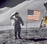 وكالة ناسا وولاية القمر
