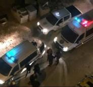 شجار في محيط الجامعة العربية الامريكية بجنين