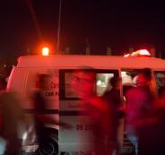 اصابة فلسطينيين بقصف على غزة