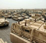 القواعد العسكرية الامريكية في العراق