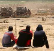 اسرائيل وحدود غزة