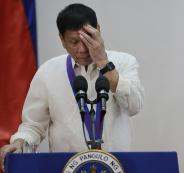 الرئيس الفلبيني والسرطان