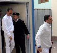 اعتقال ابناء حسني مبارك