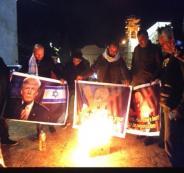 حركة فتح واعلان ترامب بشأن القدس