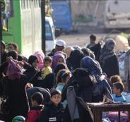 النزوح من الموصل