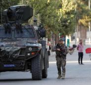 القوات الكردية في راس العين
