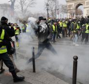 اعتقالات في فرنسا