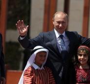 زيارة بوتين الى بيت لحم