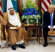 الكويت واميركا
