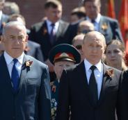 مفاوضات اسرائيلية إيرانية في روسيا