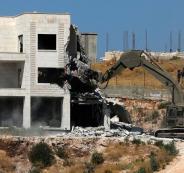 حماس وهجدم منازل في القدس