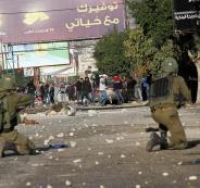 إصابة 50 شاباً بجروح مختلفة خلال مواجهات بعدة مناطق في نابلس
