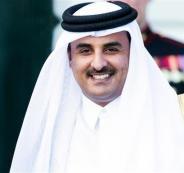 امير قطر وصلاة الاستسقاء