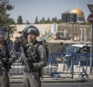 الاحتلال يبعد اثنين من حراس الأقصى لمدة 15 يوماً