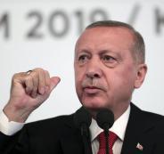 اردوغان والعملية العسكرية في سوريا