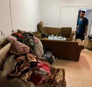 مداهمة  سكنات طلابية في جامعة بيرزيت