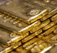 ارتفاع الذهب