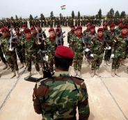 المانيا تدرب الجيش الكردي