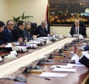 مجلس الوزراء وحماس